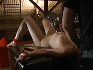 Upside Down Dual Sadism Submission For Soft Blondes