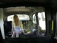 Blonde Amateur Valerie Anal Fuck In Taxi