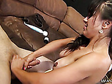 Lustful Whores Cytherea And Melody Jordan Fuck One Lucky Bastard