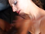 Brunette Milf Fucked In Her Tight Pussy At The Stables