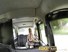 megan clara fake taxi