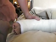 Zoe - Physiotherapy In Bed With Double Leg Cast