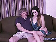 Anastasia Rose Is Fucking Her Best Friend's Dad,  Because Sh
