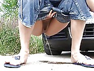 Street And Panty Pisser 83. Avi