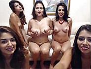 Putinhas Amadoras Fazendo Putaria Na Webcam