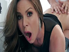 Workout Ends With Anal Sex For Slutty Kendra Lust