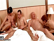 Lusty Grandmas Having A Great Group Sex Compilation By Reno78