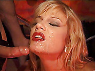 Anal Slut Gets Double Vaginal Penetration And Bukkake In Gangban
