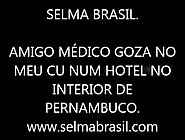 Smelly Brazil Anal Creampie