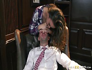 Big Tits At School: Paying Back The Pervert.  Tiffany Tyler,  Keir