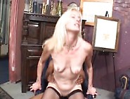 Blond Milf From Sexdatemilf. Com Deep Throats A Big Black Cock