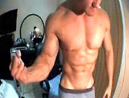 Hung Muscle Jock