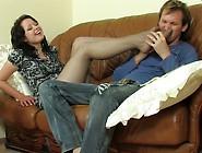Nylonfeetvideos Movie: Melanie A And Rolf