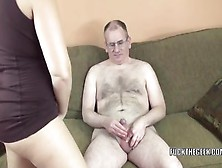 Wife Is Filmed Riding A Strangers Engorged Cock