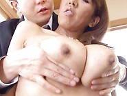 Rika Fujishita Gets Fucked At The Office By Coworker