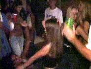 Extremely Exciting Student's Party With Hot College Girls