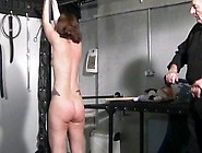 Bizarre Bondage And Spanking