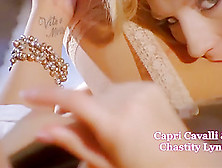 Exotic Pornstars Chastity Lynne And Capri Cavalli In Crazy Brune
