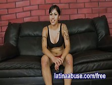 Tattoo Latina Abuse