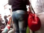Biss Ass In Metro Compilation / Culones En El Metro