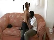 Menina Magra Fica Violada Por Um Pau Negro