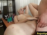 Skinny Casting Amateur Opening Her Legs For Agent