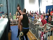 Chikara June 24,  2012 -Smack In The Middle- - Syracuse,  Ny - Sma