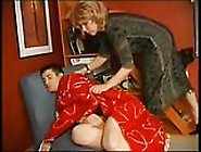 Stp5 His Mom Was Horny And Hot For His Cock !