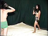 Asian Rough Catfight 1