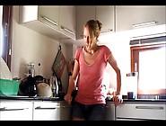 Female Orgasm Kitchen