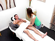 Christy Love Seduces A Guy During A Relaxing Massage