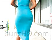 Phat Azz N Blue Summer Dress