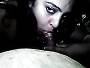 Chubby Indian Girlfriend Blows My Small Brown Dick