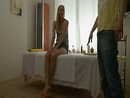 Her Body Massage Dude One Sexy Man