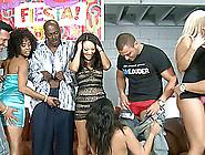 Cinco De Mayo Orgy With A Group Of Hot Pornstar Sluts