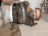 Drunk Bar Chick Came Home With Him & Ended Up Getting Duct Taped