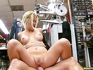 Click And Have Great Time Watching This Astonishing Blonde Fucki