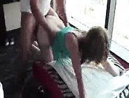 Submissive Hotwife Shared With Bbc