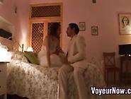 Homemade Honeymoon Sex