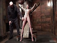 Debilitating Crucifix In The Dungeon