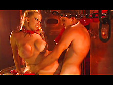 Aggressive Sex With Blonde Jenna Jameson