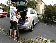 Young Dogging Wife Fucked By Lots Of Strangers