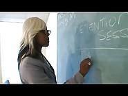 Big Black Booty Teacher Ms. Loli Pop
