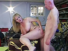 Mature Does Anal
