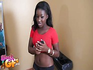 Ebony Sex Video Featuring Luke Master And Elise Edwards