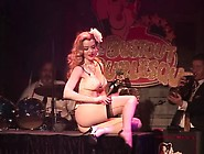 Miss Miranda - Bustout Burlesque In New Orleans