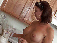 Mom Vanessa Videl Shows Off Her Nice Tits