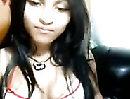 Captivating And Young Indian Babe Performing As A Cam Girl