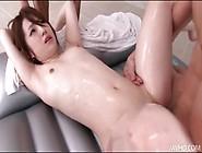 Kissing And Fucking A Beautiful Japanese Girl