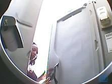 Girl Poops On Hidden Toilet Cam2